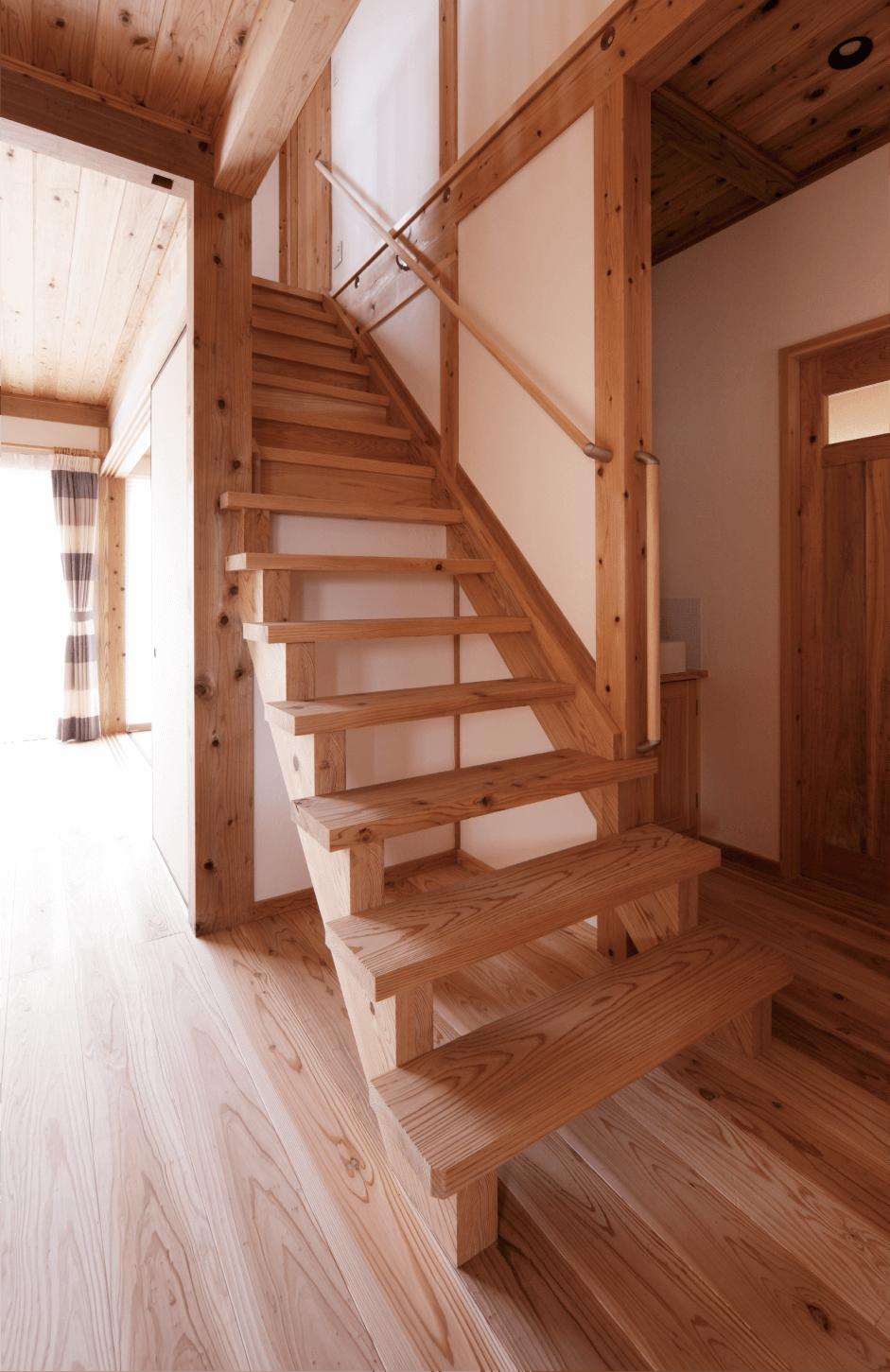 デザイン階段材